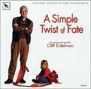 Cover - Cliff Eidelman: Simple Twist Of Fate, A