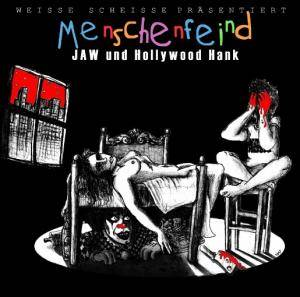 Jaw & Hollywood Hank: Menschenfeind EP - Cover