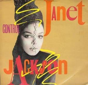 Janet Jackson: Control - Cover