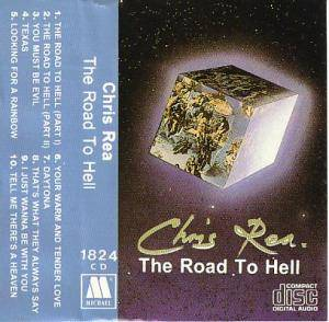 Cover - Chris Rea: Road To Hell, The