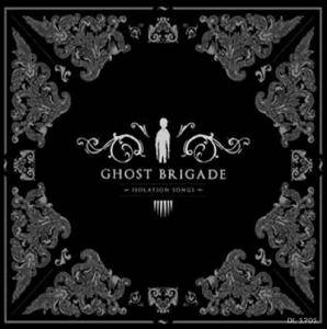 Ghost Brigade: Isolation Songs - Cover