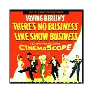 Cover - Irving Berlin: There's No Business Like Show Business