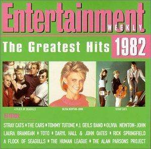 The Greatest Hits 1982 - Cover