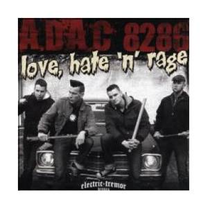 Cover - A.D.A.C. 8286: Love, Hate 'n' Rage