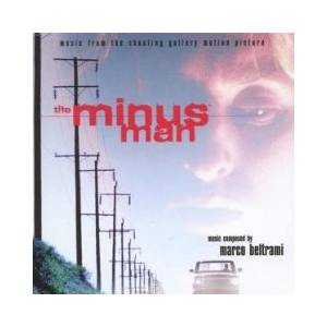 Marco Beltrami: Minus Man, The - Cover