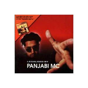 Cover - Panjabi MC: Legalised