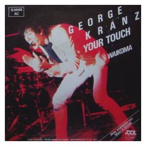 Cover - George Kranz: Your Touch