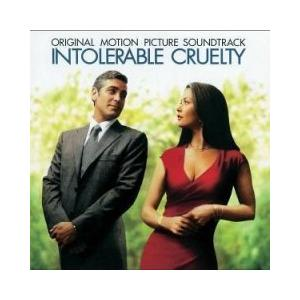 Intolerable Cruelty - Cover