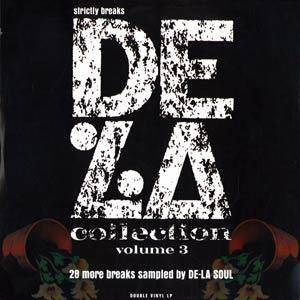Cover - Dr. Buzzard's Original Savannah Band: Delasoul - De La Collection Volume 3