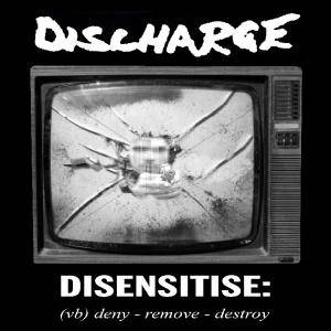 Discharge: Disensitise - Cover