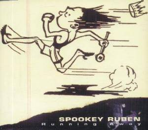 Cover - Spookey Ruben: Running Away