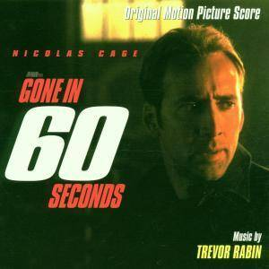 Cover - Trevor Rabin: Gone In 60 Seconds