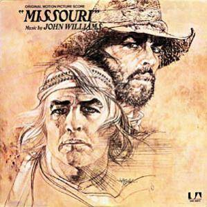 John Williams: Missouri Breaks, The - Cover