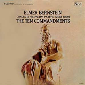 Cover - Elmer Bernstein: Ten Commandments, The