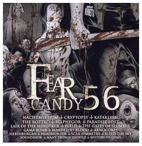 Terrorizer 172 - Fear Candy 56 - Cover