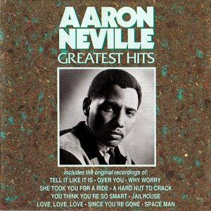 Cover - Aaron Neville: Greatest Hits