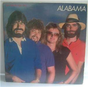 Alabama: Closer You Get..., The - Cover