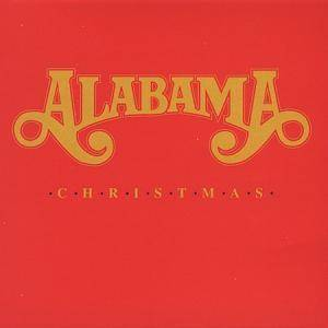 Cover - Alabama: Alabama Christmas