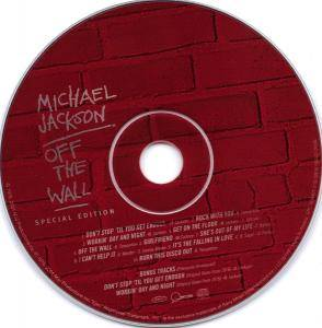 Michael Jackson: Off The Wall (CD) - Bild 2