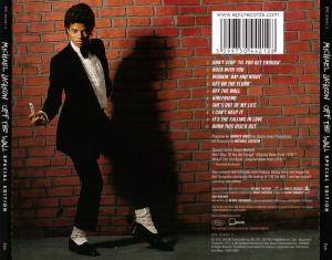 Michael Jackson: Off The Wall (CD) - Bild 3