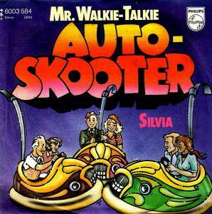 Cover - Mr. Walkie Talkie: Auto-Skooter