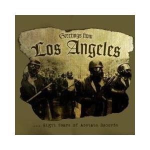 Cover - Hangmen, The: Greetings From Los Angeles