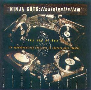 Ninja Cuts: Flexistentialism - Cover