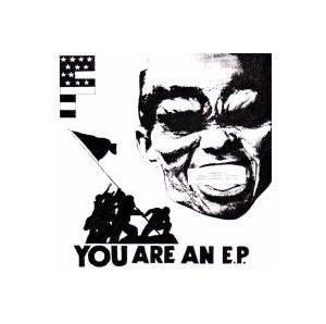 Cover - F: You Are An E.P./Mess You Up