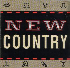 Entertainment Weekly presents New Country - Cover