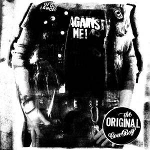 Against Me!: Original Cowboy, The - Cover