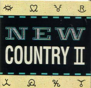 Entertainment Weekly Presents New Country II - Cover