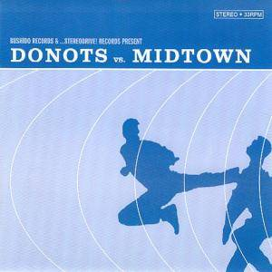 Cover - Midtown: Donots Vs. Midtown