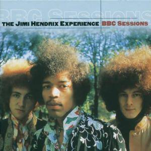 The Jimi Hendrix Experience: BBC Sessions - Cover