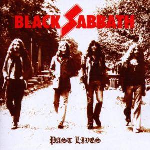 Black Sabbath: Past Lives - Cover