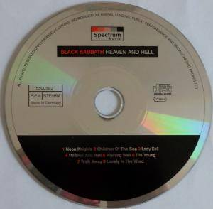 Black Sabbath: Heaven And Hell (CD) - Bild 3