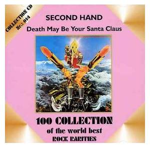 Second Hand: Death May Be Your Santa Claus - Cover