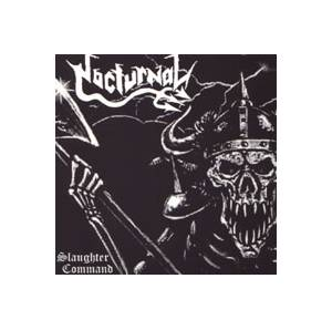 Cover - Nocturnal: Slaughter Command