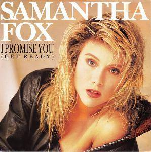 Samantha Fox: I Promise You (Get Ready) - Cover