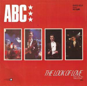 ABC: Look Of Love, The - Cover