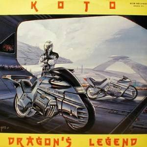 Koto: Dragon's Legend - Cover
