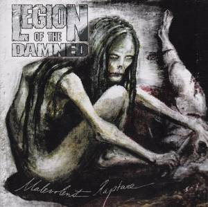 Legion Of The Damned: Malevolent Rapture (CD) - Bild 1