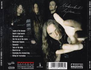 Legion Of The Damned: Malevolent Rapture (CD) - Bild 2