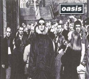 Oasis: D'you Know What I Mean? - Cover