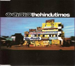 Oasis: Hindu Times, The - Cover