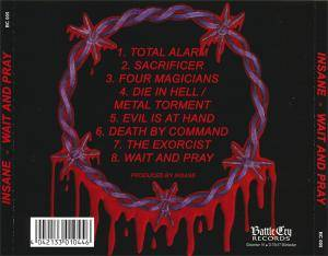 Insane: Wait And Pray (CD) - Bild 5