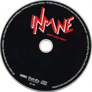 Insane: Wait And Pray (CD) - Bild 6