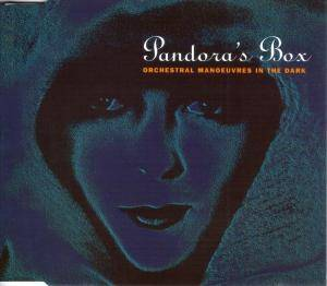Orchestral Manoeuvres In The Dark: Pandora's Box - Cover
