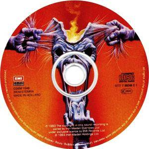 Iron Maiden: A Real Dead One (CD) - Bild 4