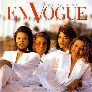 Cover - En Vogue: Born To Sing