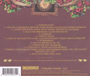 Panic! At The Disco: A Fever You Can't Sweat Out (CD) - Bild 3